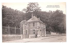 Bourg La Reine   (92 - Hauts De Seine) Entrée Du Lycée Lakanal - Bourg La Reine