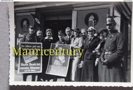 Photo , Adolf Hitler , Propaganda  , WW2 , Reich , Foto , Propagande , 39-45 . - Orte