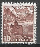 Switzerland 1939. Scott #230 (U) Chillon Castle * - Oblitérés