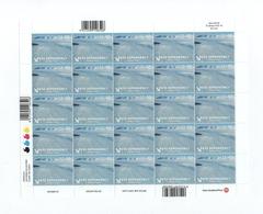 F05 Ross Dependency Dépendance De Ross ( Nouvelle-Zélande) Full Sheet MNH Neuf**Landscape Vues - Neufs