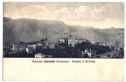 Panorama Casalvieri (Frosinone) - Prodotto Il 30-6-926. - Frosinone