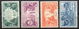 1/ Colonies Française Oubangui  N° 84 à 87 Neuf  X  MH  , Cote : 30,00 € - Ongebruikt