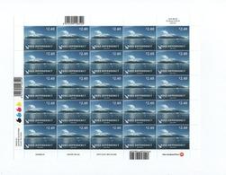 F05 Ross Dependency Dépendance De Ross ( Nouvelle-Zélande) Full Sheet MNH Neuf** Cap Adare - Ross Dependency (New Zealand)