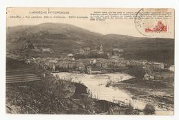 07 Jaujac, Vue Générale (2925) L300 - France