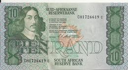 AFRIQUE DU SUD 10 RAND ND1990-93 VF+ P 120 E - Sudafrica