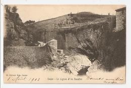 07 Jaujac, Le Lignon Et Les Basaltes (2926) L300 - Other Municipalities