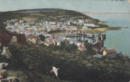 Unbekannter Ort (Europa) -Karte Gel.1905, Stecknadelloch - Ansichtskarten