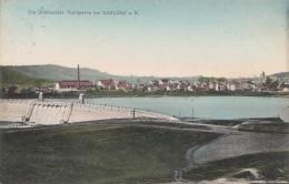 GABLONZ A.N. (Böhmen) - Die Grünwalder Thalsperre, Karte Um 1906, Gute Erhaltung - Böhmen Und Mähren