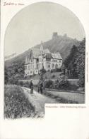 BADEN Bei Wien (NÖ) - Helenenthal, Villa Erzherzog Eugen, Karte Um 1899, Gute Erhaltung - Baden Bei Wien