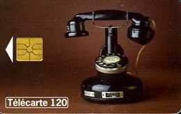 Télécarte 120 : Téléphone Ptt 24 - Téléphones