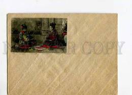 3022283 Japan Geisha Girls Vintage Rice Papyrus Cover - Old Paper