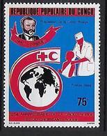 "Congo YT 845 "" Croix-Rouge "" 1989 Neuf** - Congo - Brazzaville"