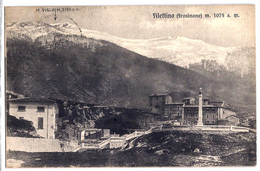Filettino (Frosinone) M. 1075 S.m. - 1933. - Frosinone