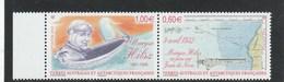 TAAF - 2012 - MARYSE HILSZ  YT 639 - 640 - NEUF -                                          TDA267 - Unused Stamps