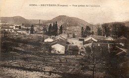 CPA - BRUYERES (88) - Aspect Du Bourg , Vue Prise De L'Avison , Dans Les Années 20 - Bruyeres