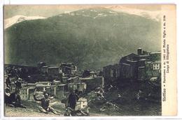 Filettino (Frosinone) - Panorama A M. 1062 Col Monte Viglio Luogo Di Villegiatura - 1936. - Frosinone