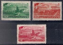 Russia 1948, Michel Nr 1272-74, MLH OG - 1923-1991 USSR