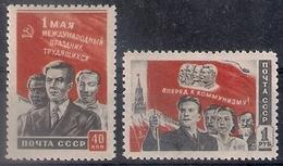 Russia 1950, Michel Nr 1461-62, MLH OG - 1923-1991 USSR