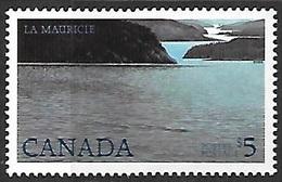 Canada  1986   Sc#1084  $5   La Maurice   MNH**  2016 Scott Value $9.50 - 1952-.... Elizabeth II