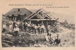 FERME STEINLEBACH (VOSGES) Prés Du Lac De La LAUCH - Non Classés
