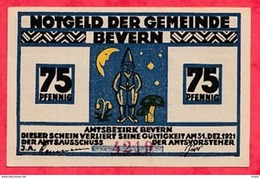 Allemagne 1 Notgeld 75 Pfenning  Bavern Dans L 'état Lot N °1801 - [ 3] 1918-1933 : Repubblica  Di Weimar