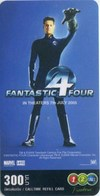 Mobilecard Thailand - 12Call - Movie,Film,cinema  - Fantastic 4 (19) - Kino