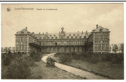 Uccle-Verrewinkel - Hôpital Des Convalescents - Circulée - Edit. Thill - 2 Scans - Ukkel - Uccle