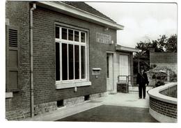 Eghezée - Bureau Des Postes - Carte Photo - Edit. Daussogne-Duchene - 2 Scans - Eghezée
