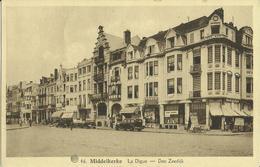 Middelkerke -- La Digue. (2 Scans) - Middelkerke