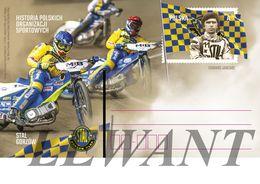 POLAND Postcard 2018.05.31. Cp 1815 Edward Jancarz - International Speedway Rider - Stamped Stationery