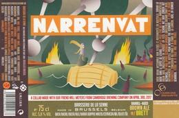 Brasserie De La Senne Narrenvat - Bière