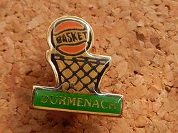 Pin's - BASKETBALL - DURMENACH -  HAUT RHIN 68 - Basketball