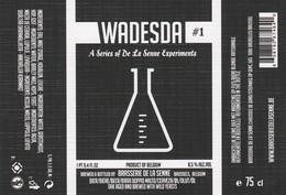 Brasserie De La Senne Wadesda 1 - Bière