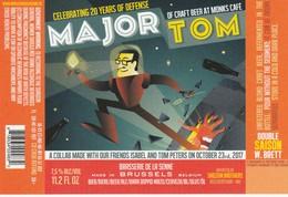 Brasserie De La Senne Major Tom - Bière