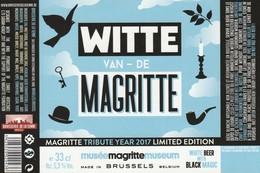 Brasserie De La Senne Witte Van De Magritte - Bière