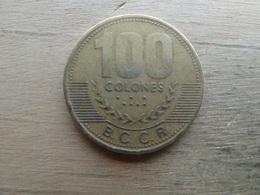 Costa Rica  100  Colones  1997  Km 230 - Costa Rica