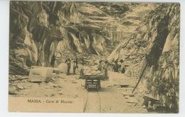 ITALIE - MASSA - Cave Di Marmo - Massa