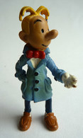 FIGURINE SPIROU - FANTASIO - DUPUIS  - PLASTOY - 1994 (2) - Figurines