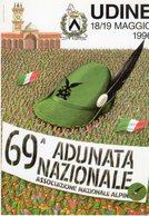 Udine 1996 - 69° Adunata Nazionale Alpini - - Patriottiche