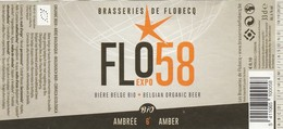Flo58 Expo Brasseries De Flobecq - Bière