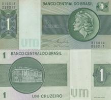(B0497) BRAZIL, 1980 (ND). 1 Cruzeiro. P-191Ac. UNC - Brasile