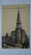 JUSSY-EGLISE-19/4/1925 - Otros Municipios