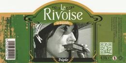 La Rivoise  Brasserie Caulier - Bière