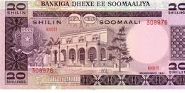 Somalia P.29 20 Shillings 1981 Unc - Somalia
