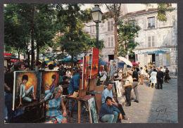 87179/ PARIS, Montmartre, La Place Du Tertre - Frankrijk