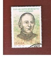 ITALIA REPUBBLICA  - SASS. 2058  -   1993  SAN COTTOLENGO  -            USATO - 6. 1946-.. Repubblica