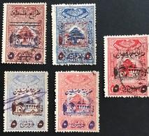Lebanon Fiscal Revenue  Palestine  Aid  Tax - Lebanon