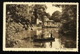Tournai-Froyennes. Source Des Mottes. Partie De L'étang. Canotage. Pub Au Dos ! **** - Doornik