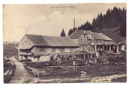 Mouthe Usine De La Source Du Doubs Moulin Neuve Quelques Rousseur Bonne état - Mouthe