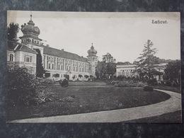 POLEN POLAND POLOGNE - LANCUT View 5/5 - Postcard - Pologne